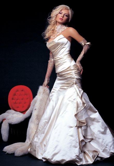Necha sa niekto vyprovokovat? - Netypicke svadobné šaty II. - Obrázok č. 37