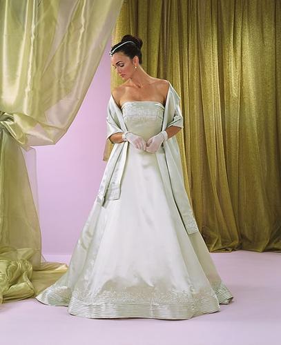 Necha sa niekto vyprovokovat? - Netypicke svadobné šaty II. - Obrázok č. 44