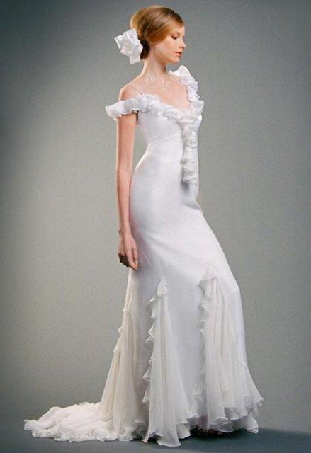 Necha sa niekto vyprovokovat? - Netypicke svadobné šaty II. - Obrázok č. 47