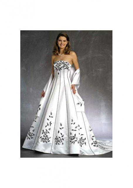 Necha sa niekto vyprovokovat? - Netypicke svadobné šaty II. - Obrázok č. 48