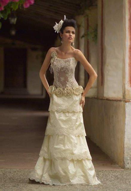 Necha sa niekto vyprovokovat? - Netypicke svadobné šaty II. - Obrázok č. 51