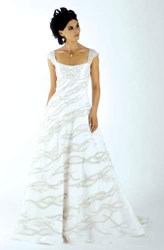 Necha sa niekto vyprovokovat? - Netypicke svadobné šaty II. - Obrázok č. 61
