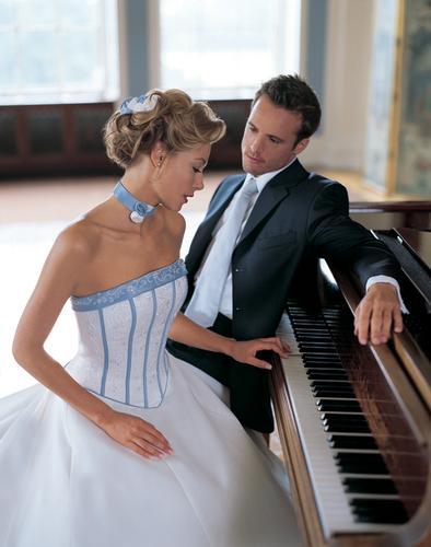 Necha sa niekto vyprovokovat? - Netypicke svadobné šaty II. - Obrázok č. 64