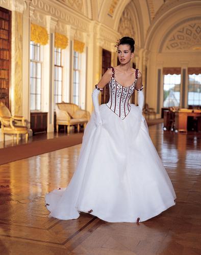 Necha sa niekto vyprovokovat? - Netypicke svadobné šaty II. - Obrázok č. 65