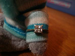moj prstienok cislo 2 (prvy mal nehodu :(   )