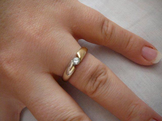 My dvaja a vsetko ostatne :) - moj prstienok