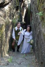Slavné pohádkové schody :-)