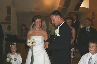 prstýnek pro manželku:)