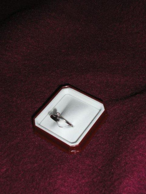 Matko & Tinka - zásnubný prsteň...