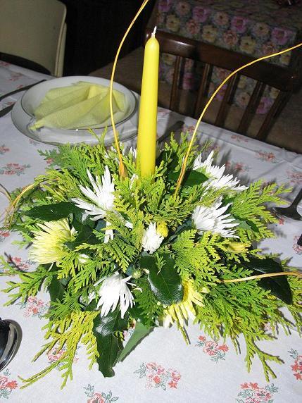 22.9.2007 o 16:00 - žlto-biela kombinácia