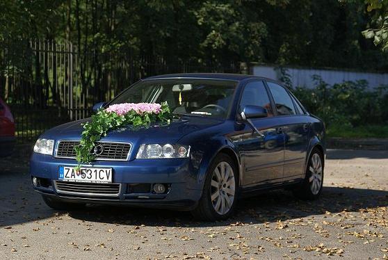 22.9.2007 o 16:00 - naše krásne autíčko :)