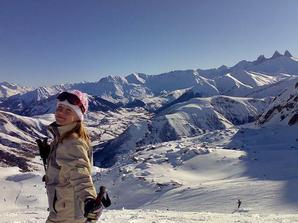 druhá svadobná cesta: Francúzske Alpy :)
