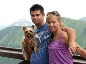 takmer 10 mesiacov po svadbe sme si išli zaspomínať na fotenie na Chlebe, Vrátna