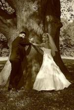 póza pri strome