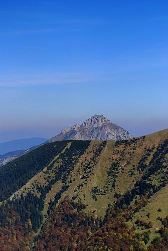 Zuzka{{_AND_}}Maťko - výhľad z Malofatranského Chlebu