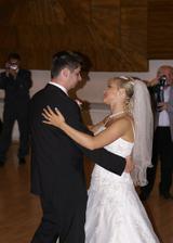prvý tanec - Na krásnom modrom Dunaji....