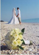 svatební idylka