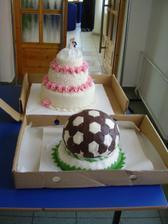 moja a manželova torta