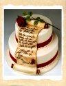 Od prstienka ku svadbe - nadherna torticka
