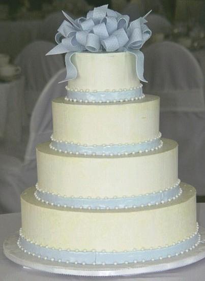 Od prstienka ku svadbe - modra torta?? asi uz prilis vela????