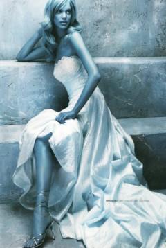 Svatební šaty, obleky, účesy a kytice - Salon Angelika - St.Patrick - šaty Paradiso