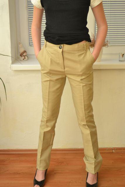 Elegantné nohavice Mango č. 34 - Obrázok č. 1