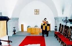 Pomalé krůčky k 22.7.2006 - obřadní síň - budeme mít i pážátka