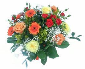 kytky pro maminky i pro svědkyni budou menší...