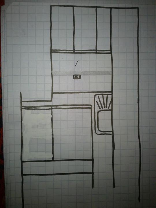 Moja buduca kuchyna - navrh