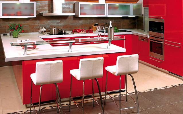 Najkrajšie kuchyne - TREND kuchyna od sykory