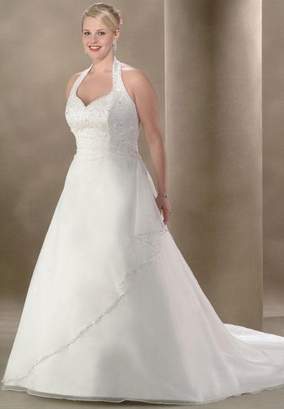 Plus size bride :o) - Obrázek č. 86