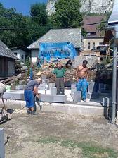 zakladanie stavby z firmy Porfix