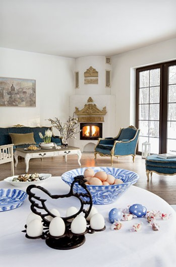 Interiér ako modrý sen II. - Obrázok č. 59