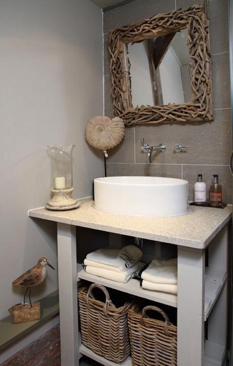 Kúpelne na štýl vidieka - Taketo chcem pod umyvadlo..