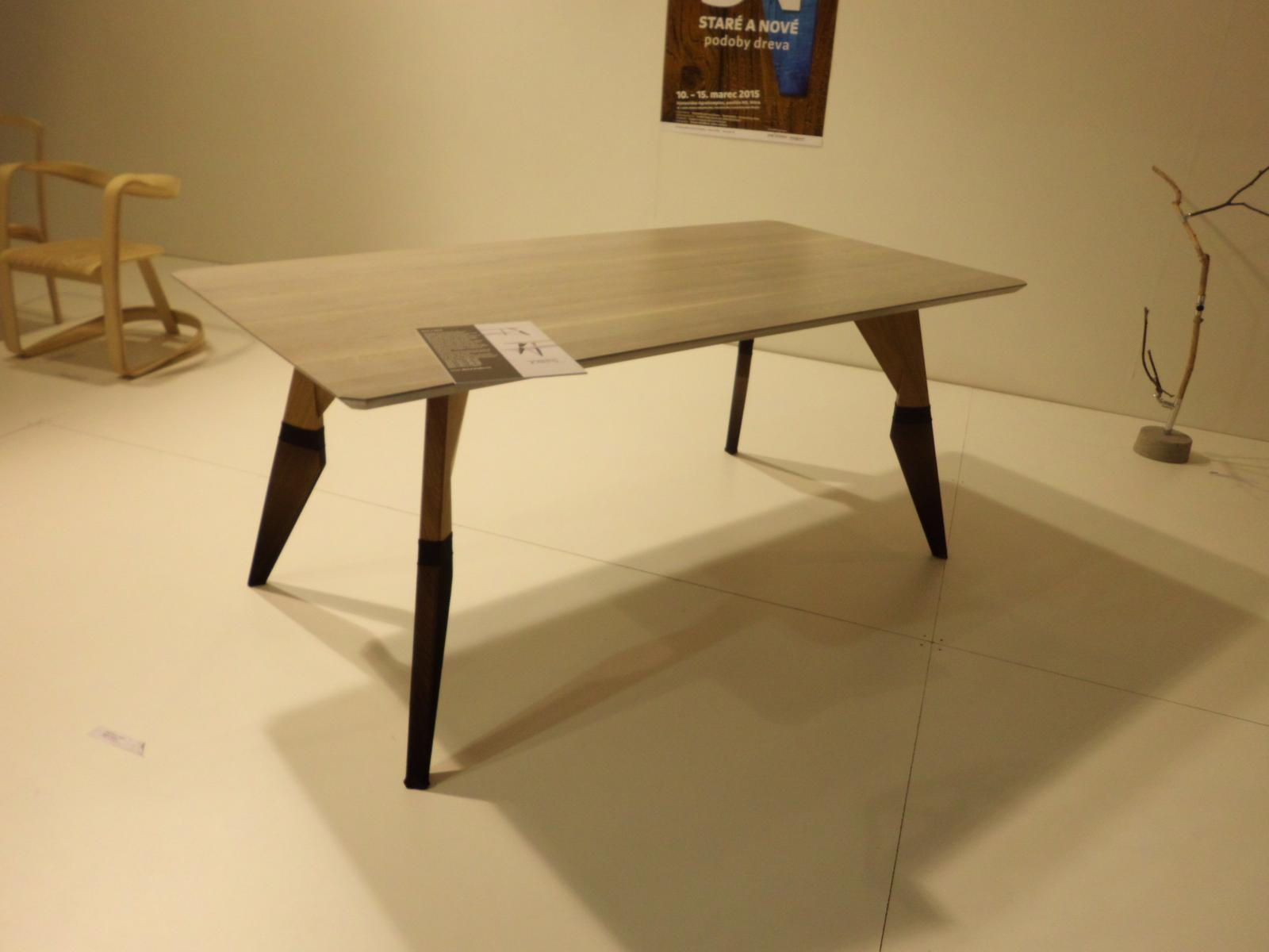 Výstava Nitra 2015 mojimi očami...:) - karpiš stoly so silonkami...novinka :)