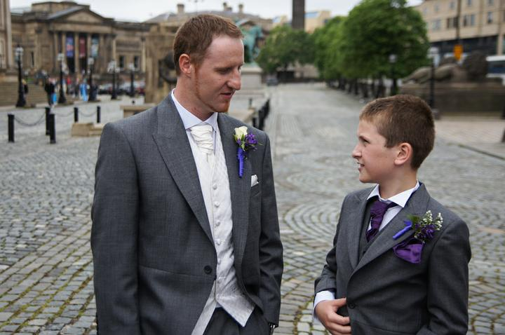 Jo Morgan{{_AND_}}Danny Massey - My two boys :D x