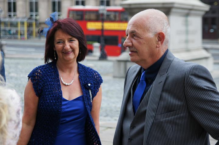 Jo Morgan{{_AND_}}Danny Massey - My Mum & her Fiance Phil