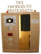 Hope we can afford a photobooth, seen a great purple one but pic was too small.
