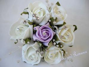 Flower girls posies ordered