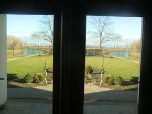 z chodby máme dvojitý výhľad, hehe