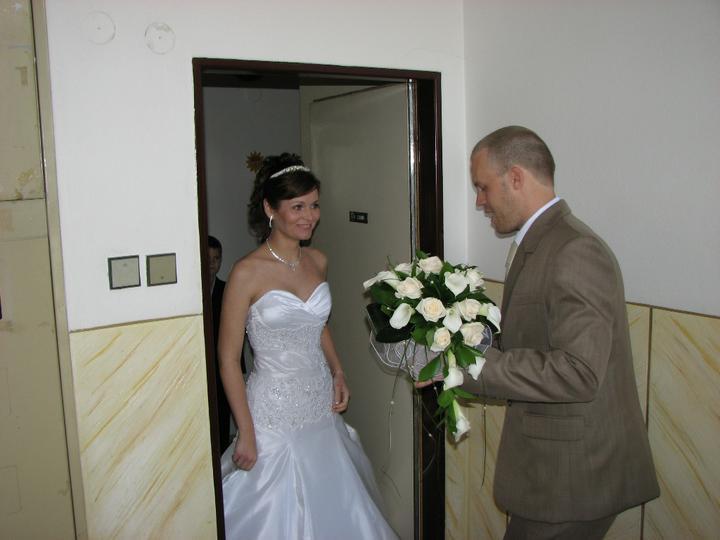 Michaela{{_AND_}}Martin - ženich si přišel pro nevěstu....