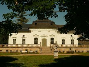 Letohrádek Mitrovských-obřad