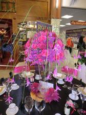 úchvatná výzdoba stolu ze svatebního veletrhu-Futurum