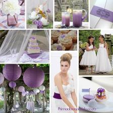 lila svatba