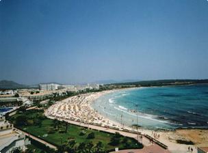 svatební cesta Baleáry-Mallorca