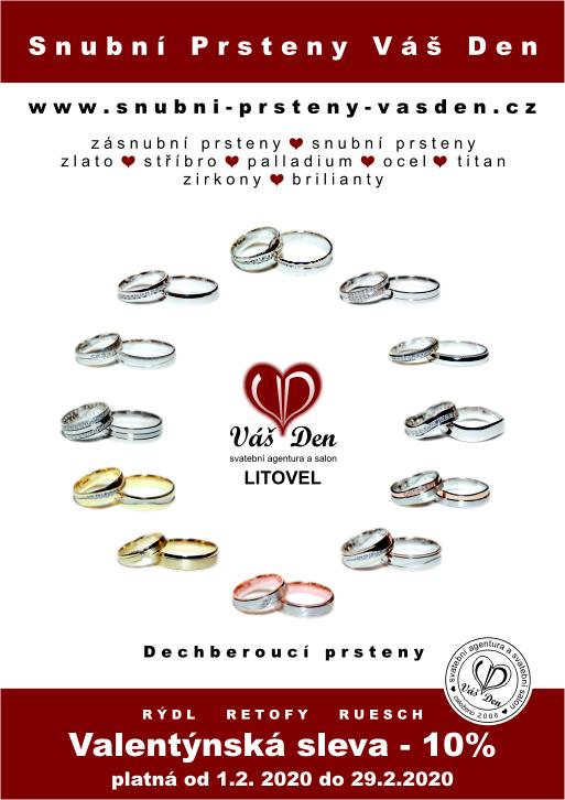 Valentýnská sleva snubních prtenů -10% - Obrázek č. 8