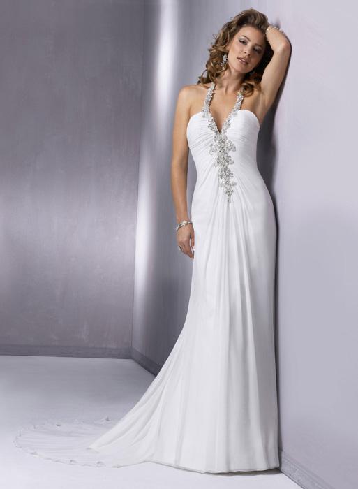 Jarní odprodej svatebních šatů + boty ZDARMA! - Reese, velikost 34-36-38-40-42 - prodej 8000 Kč.
