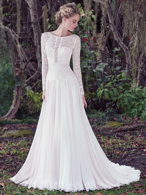 Svatební šaty 2020 - Deirdre