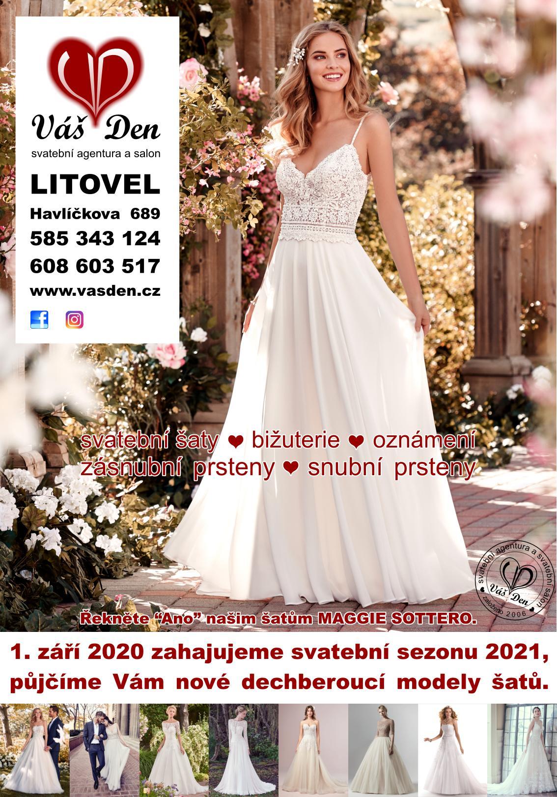 Nová svatební sezona 2021 - Obrázek č. 1