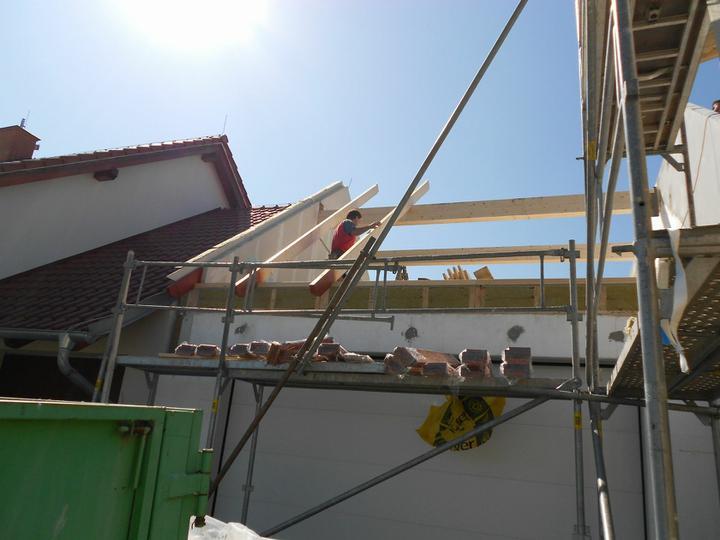 Stavba domu - Obrázek č. 28